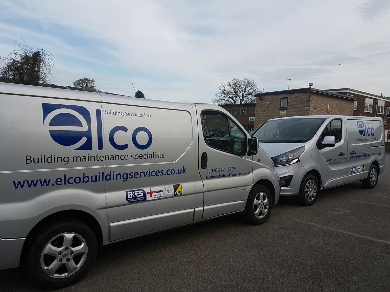 Elco Service Vans